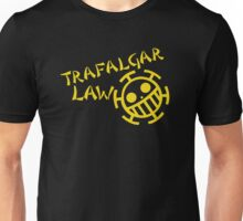 Trafalgar Law - Heart Pirate One Piece Unisex T-Shirt