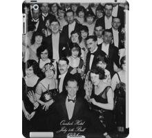 Overlook Hotel July 4th Ball 1921 iPad Case/Skin