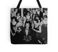 Overlook Hotel July 4th Ball 1921 Tote Bag