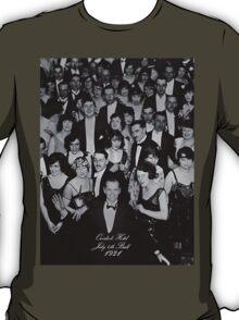 Overlook Hotel July 4th Ball 1921 T-Shirt