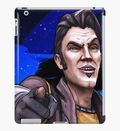 Jack The Future Handsome iPad Case/Skin