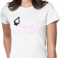 Soul gem magical girl  Womens Fitted T-Shirt