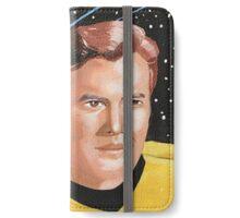 Captain Kirk Boldy Going iPhone Wallet/Case/Skin