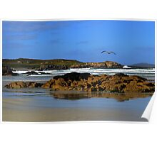Anagry Beach, Co. Donegal. 2 Poster
