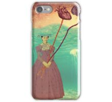 Drowning in Worry iPhone Case/Skin