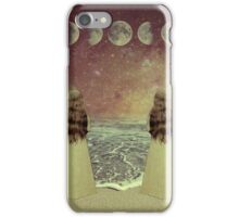 """""""It's Just a Phase"""" iPhone Case/Skin"""