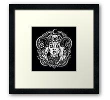 Devil's Bride Framed Print