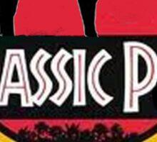 Jurassic Pork Sticker