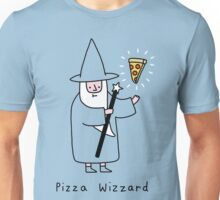 pizza wizard Unisex T-Shirt