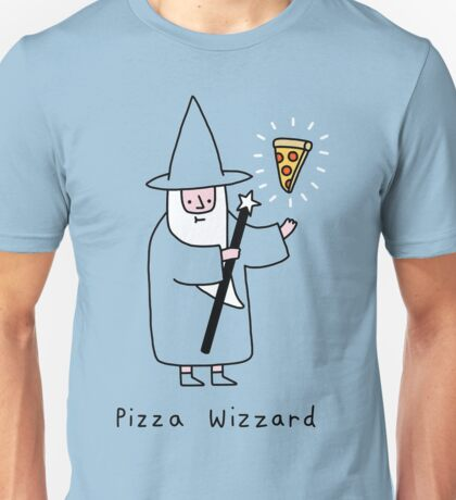 pizza wizard Unisex T-Shirt