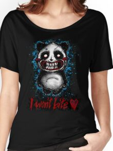 Friendly Panda Women's Relaxed Fit T-Shirt