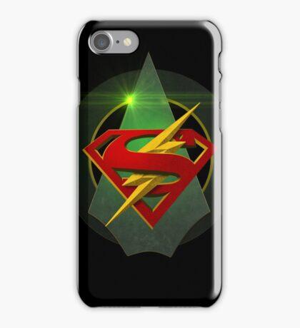 SuperArrowFlash iPhone Case/Skin
