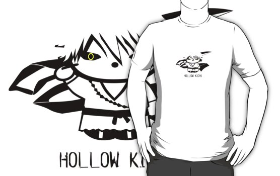 Hollow Kichi by Crocktees