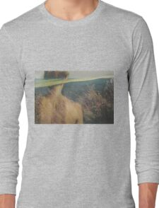 How to Disappear Completely Long Sleeve T-Shirt