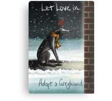 Let Love In (Posters, prints, and more) Metal Print