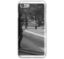 just keep living.  iPhone Case/Skin