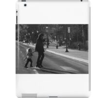 just keep living.  iPad Case/Skin