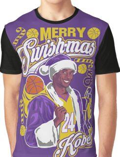 Merry Swishmas Graphic T-Shirt