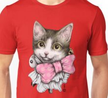 Big Pink Ribbon Unisex T-Shirt
