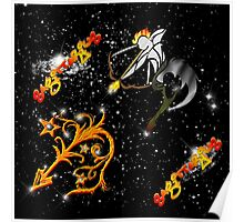 Sagittarius - Astrology Signs Poster