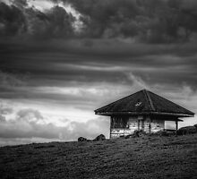 Hut... by Tracie Louise