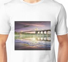 Vulcan Over The Menai Straits Unisex T-Shirt