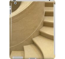Curving staircase iPad Case/Skin