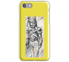 Imperial Guard by Adele Ferrand iPhone Case/Skin