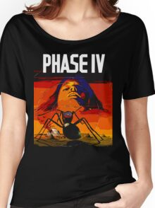 phase iv Women's Relaxed Fit T-Shirt