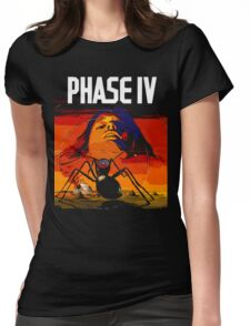 phase iv Womens Fitted T-Shirt