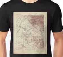 USGS TOPO Map California CA Whittier 295788 1923 24000 geo Unisex T-Shirt