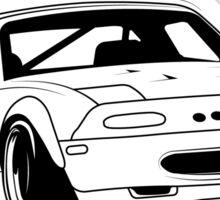 Mazda MX-5 Sticker