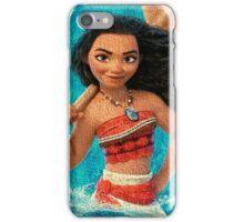 vaiana, maui,moana iPhone Case/Skin