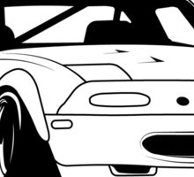 Mazda Miata Sticker