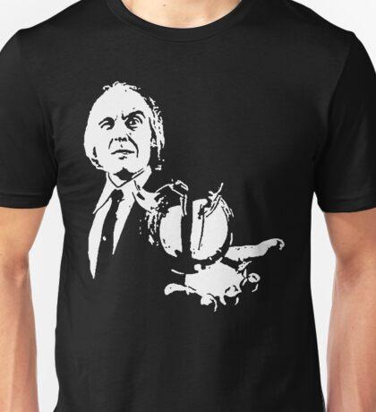 tall man Unisex T-Shirt