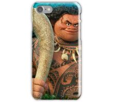 Maui, moana, vaiana iPhone Case/Skin