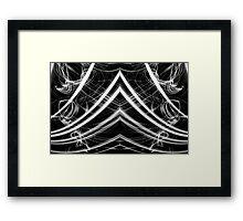 Light Sculpture 16 Framed Print