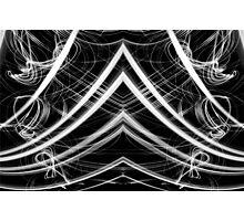 Light Sculpture 16 Photographic Print