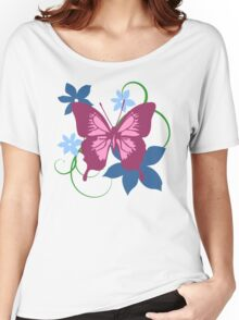 Butterfly Art Women's Relaxed Fit T-Shirt