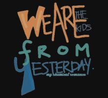 My Chemical Romance - The kids from yesterday Kids Clothes