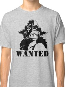 Wanted Usoop - Strawhat One Piece Classic T-Shirt