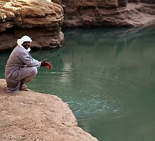 Son of the Sahara by Omar Dakhane