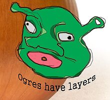 Ogres have layers by OJSMAYO