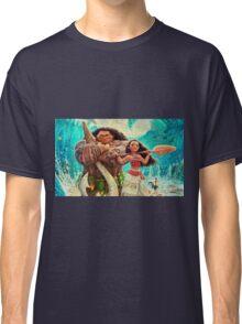 Moana, maui, vaiana Classic T-Shirt