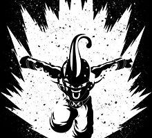 Majin of Destruction  by ProxishDesigns