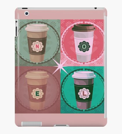 Java Noel iPad Case/Skin