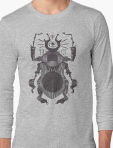 Eye of the Gods - Beetle Three - grey Long Sleeve T-Shirt