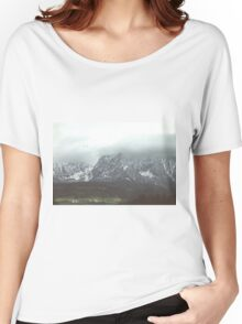 Polaroid Alps Women's Relaxed Fit T-Shirt