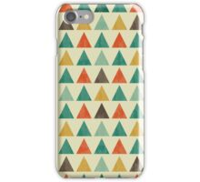 Lovely geometric Pattern VII iPhone Case/Skin