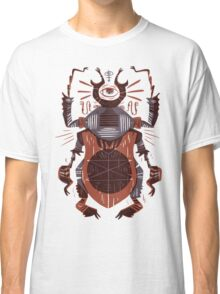 Eye of the Gods - Beetle Three - red Classic T-Shirt